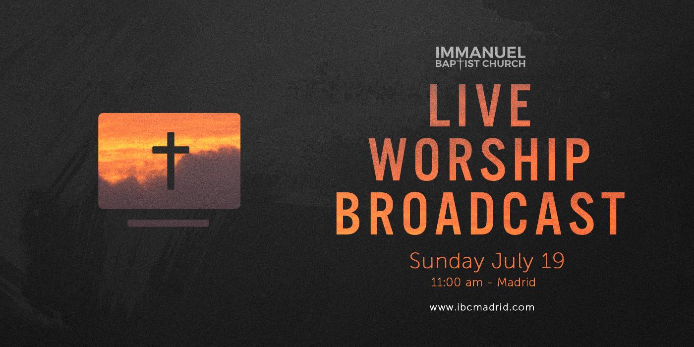 07/19/2020 - Home Worship Image