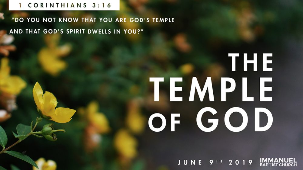 The Temple of God  Image