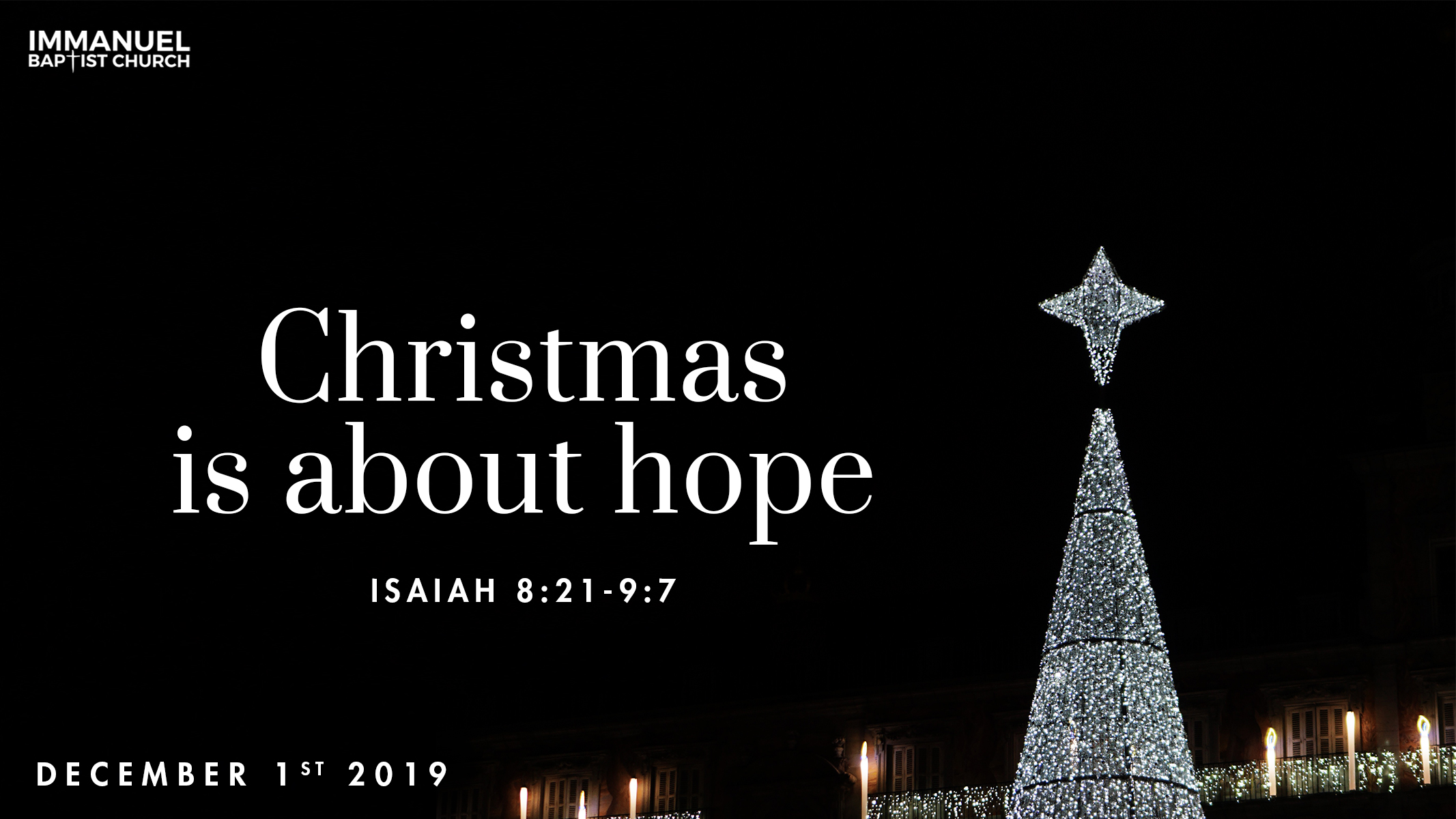 The Promise of Christmas Image