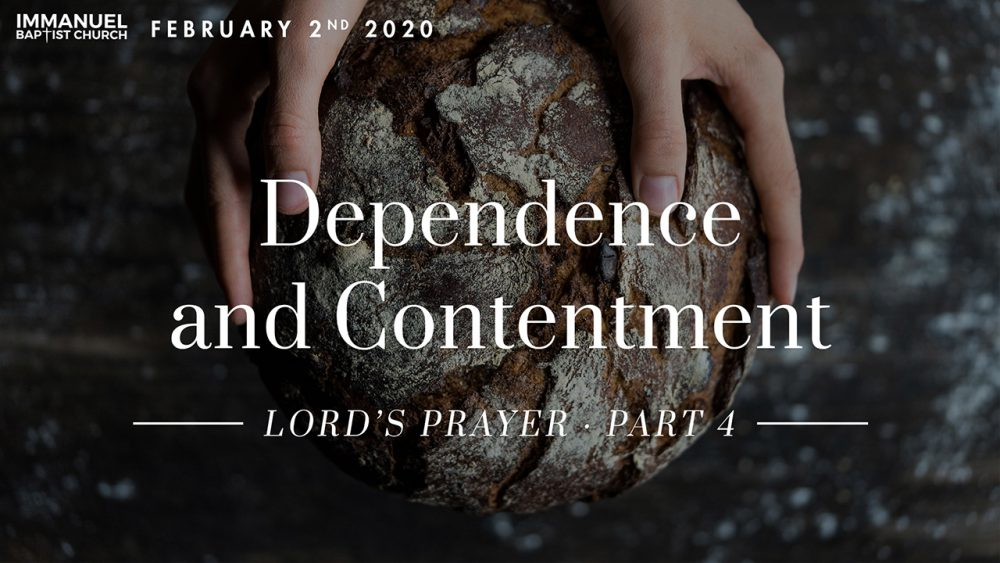Dependence and Contentment
