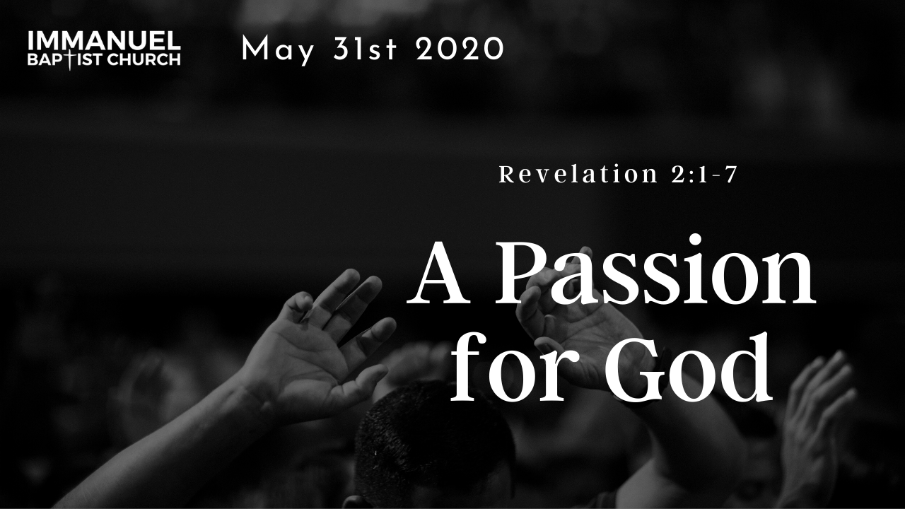 A Passion for God Image