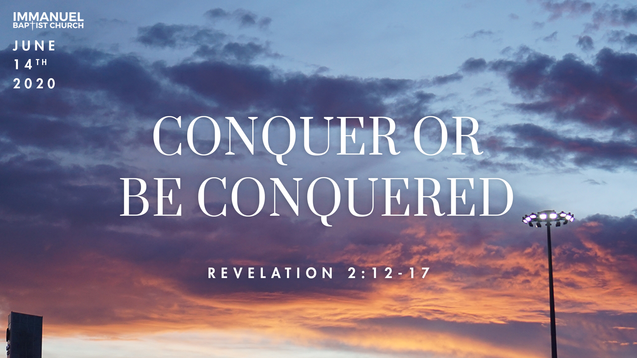 Conquer or Be Conquered