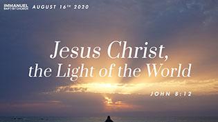 Jesus Christ the Light of the World Image
