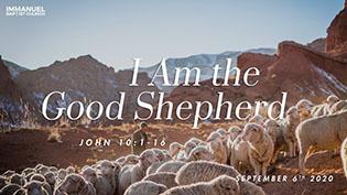 I Am the Good Shepherd Image