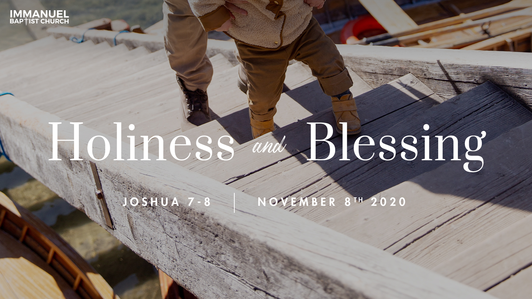 Holiness and Blessing Image