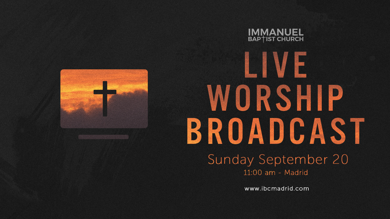 09/20/2020 - Home Worship Image