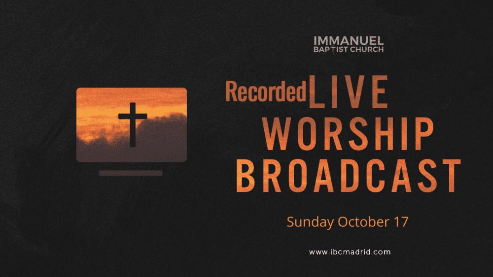 10-17-2021 Home Worship Image
